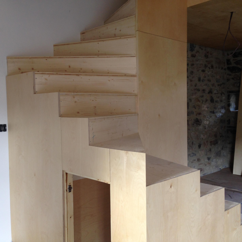 Votre escalier original et sur mesure