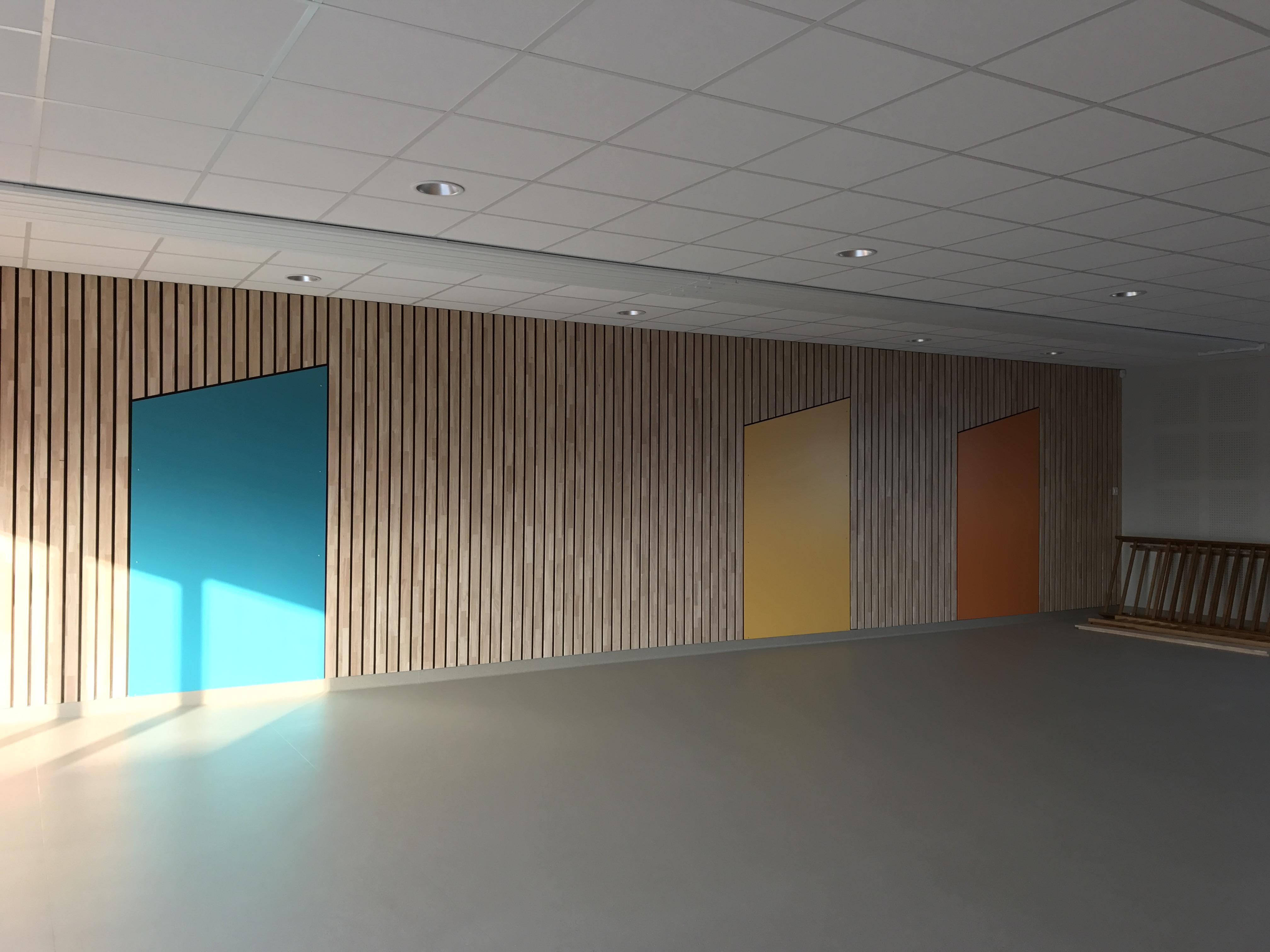 La nouvelle école de Baix inaugurée