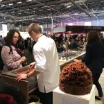 Réalisation des présentoirs Clément Faugier pour le Salon du Chocolat à Paris