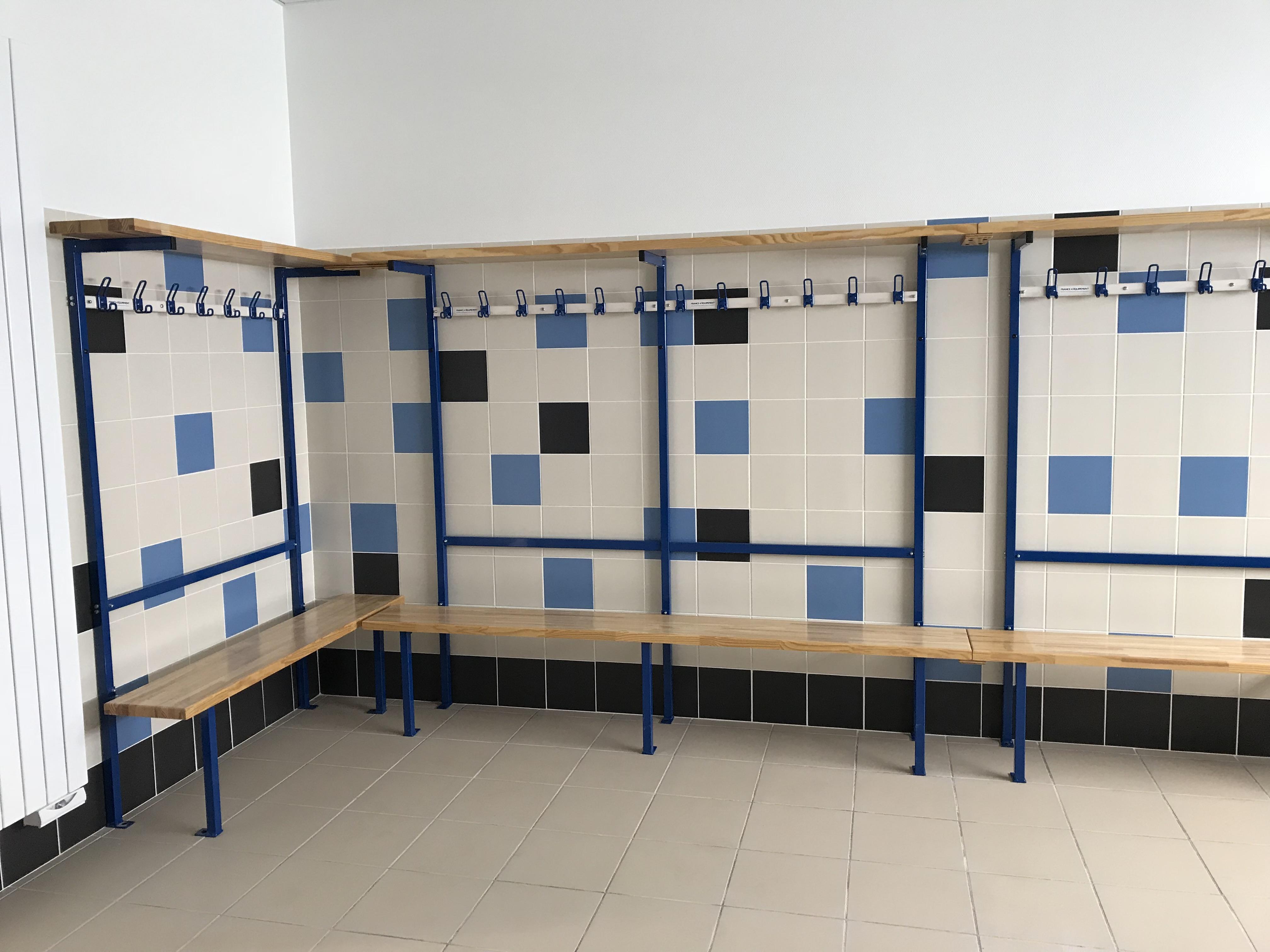Nouveaux équipements pour le stade de foot de Cruas